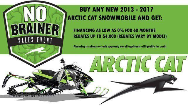 AC No Brainer 13-17 sleds